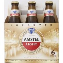 Amstel Light 6 Pack Bottle