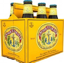 Anchor Steam 6 Pack Bottle
