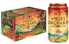 Angry Orchard Peach Mango 6 Pack Cans