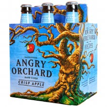Angry Orchard 6 Pack Bottles