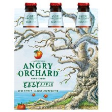 Angry Orchard Easy Apple 6 Pack Bottles
