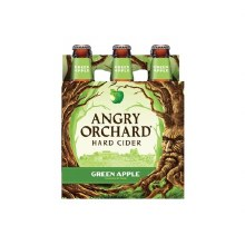 Angry Orchard Green Apple 6 Pack Bottles