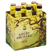 Angry Orchard Pear 6 Pack Bottles