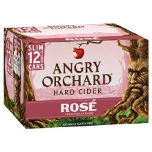 Angry Orchard Rose 12 Pack Cans