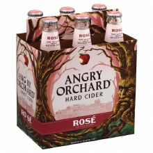 Angry Orchard Rose 6 Pack Bottle