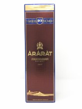 Ararat Akhtamar 10 Year Armenian Brandy 750ml