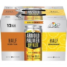 Arnold Palmer Spiked 12 Pack Cans