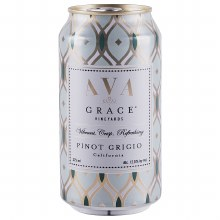 Ava Grace Pinot Grigio 375ml Can