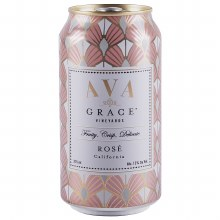 Ava Grace Rose 375ml Can