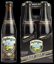 Ayinger Bavarian Dark Lager 4 Pack Bottles