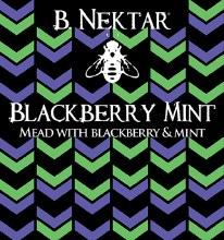 B Nektar Blackberry Mint 4 Pack Cans