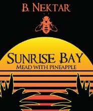 B Nektar Sunrise Bay 4 Pack Cans