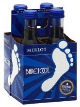 Barefoot Merlot 4 Pack
