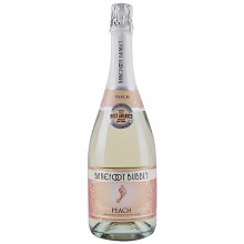 Barefoot Bubbly Peach 750ml