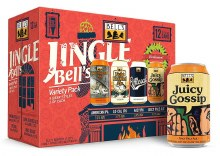 Bells Brewery Jingle Bells 12 Pack Cans