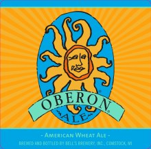 Bells Oberon American Wheat Ale 1/2 Barrel