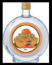 Bistra Apricot 750ml