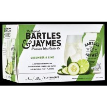 Bartles & Jaymes Cucumber Lime 6 Pack