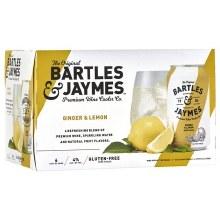 Bartles & Jaymes Ginger Lemon 6 Pack