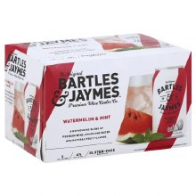 Bartles & Jaymes Watermelon Mint 6 Pack