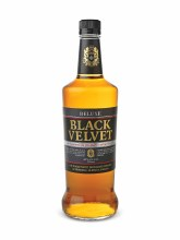 Black Velvet 750ml Glass
