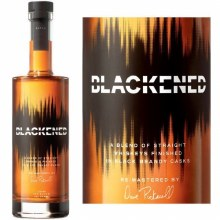 Blackened Straight Whiskey 750ml