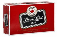 Black Label 24 Pack Cans