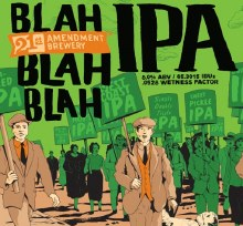 21st Amendment Blah Blah Blah IPA 6 Pack Can