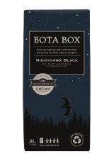 Bota Box Nighthawk Black Pinot Noir 3L