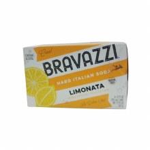 Bravazzi Limonata 6 Pack Cans