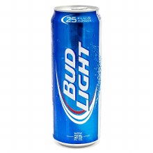 Bud Light 25oz Can
