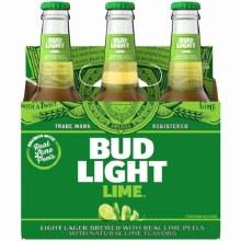 Bud Light Lime 6 Pack Bottles