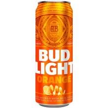 Bud Light Orange 25oz Can