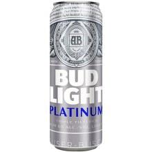 Bud Light Platinum 25oz Can