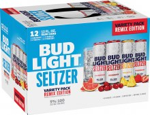 Bud Light Seltzer Remix Variety 12 Pack Cans