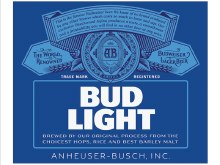 Bud Light Lager 1/2 Barrel