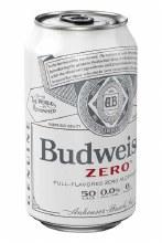 Budweiser Zero 12 Pack Cans