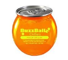 Buzzballz Chillers Peach Chiller 187ml