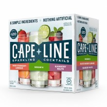 Cape Line Variety 6 Pack Cans