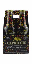 Capriccio Red Sangria 4 Pack