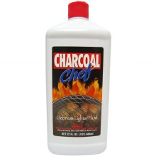 Charcoal Chef Odorless Lighter Fluid 32oz