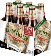 Clausthaler Dry Hopped Non Alcoholic 6 Pack Bottles