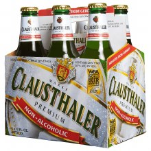 Clausthaler Non Alcoholic 6 Pack Bottles