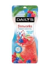 Dailys Fireworks 10oz