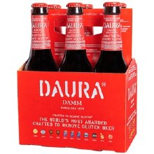 Grupo Damm Daura 6 Pack Bottles