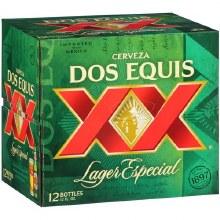 Dos XX Lager 12 Pack Bottles