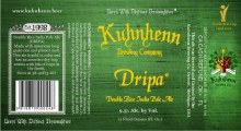 Kuhnhenn Dripa 4 Pack Cans