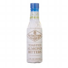Fee Brothers Toasted Almond Bitters 5oz