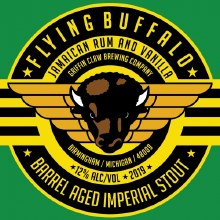 Griffin Claw Flying Buffalo Jamaican Rum And Vanilla 2019 16oz Can