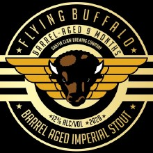 Griffin Claw Flying Buffalo Original Stout 16oz Can